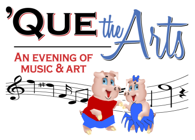 May 1, 6:00-9:00 p.m. -- 'Que the Arts