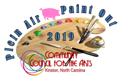 May 1-4 -- Plein Air Paint Out